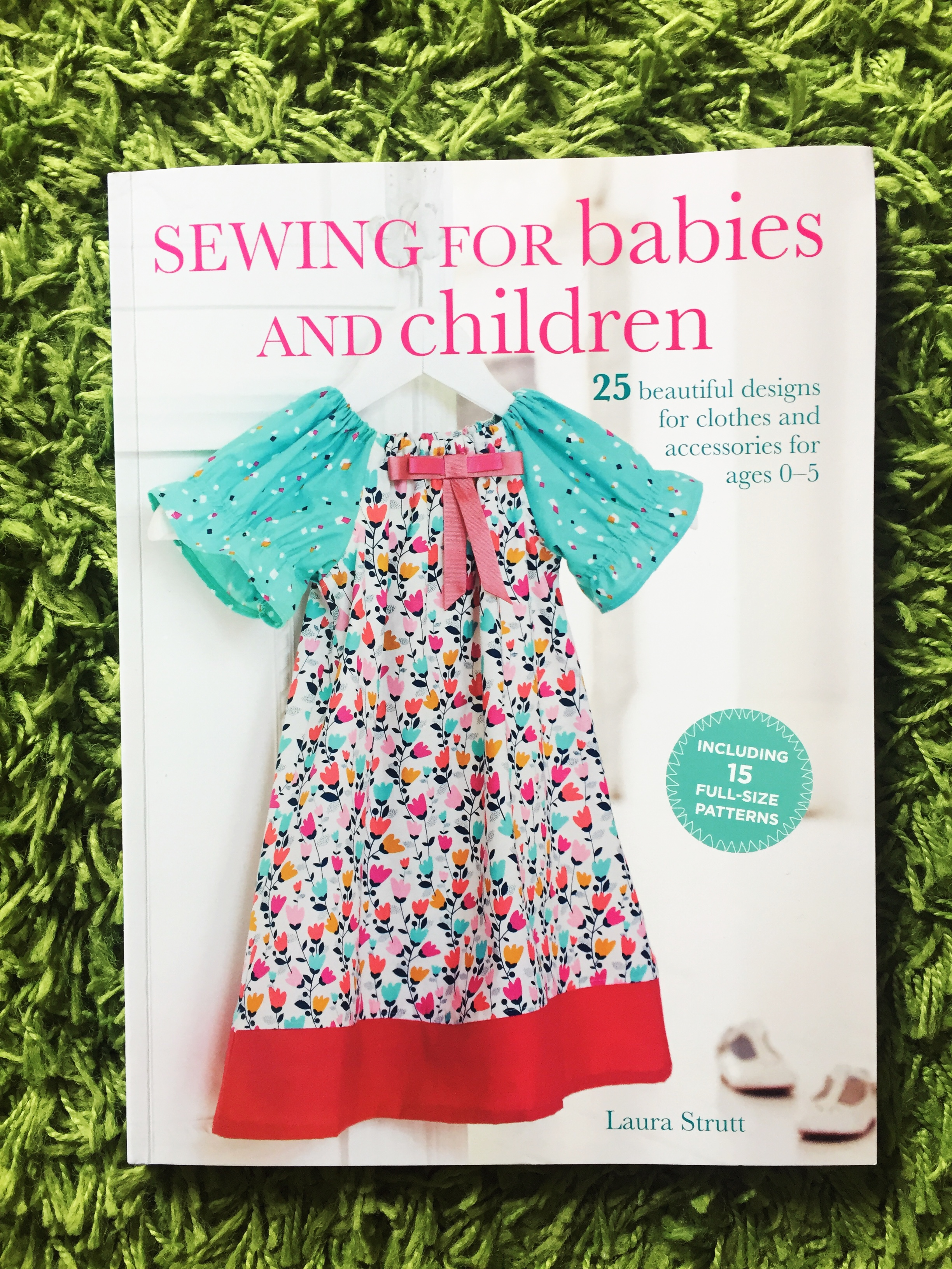 25 patterns for Babies and Children