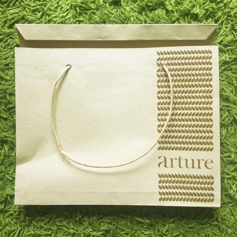 Arture: Ethical, eco-friendly, cruelty-free accessories.