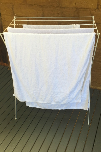 Air-drying is the most eco-friendly way to dry your clothes