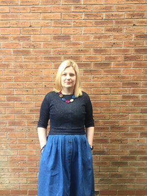 Victoria Maus is a UK-based ethical blog writing about sustainable sewing, ethical fashion and eco-friendly living